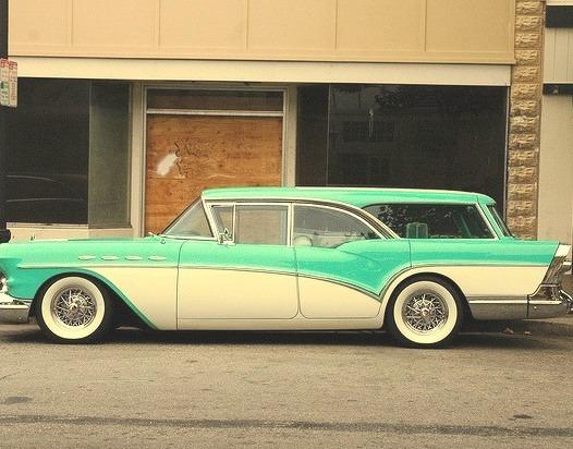 57 Buick Cabellero