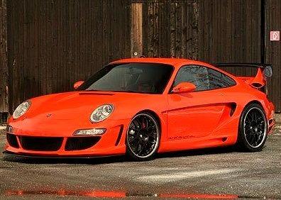 Porsche 997 Gemballa GTR-650