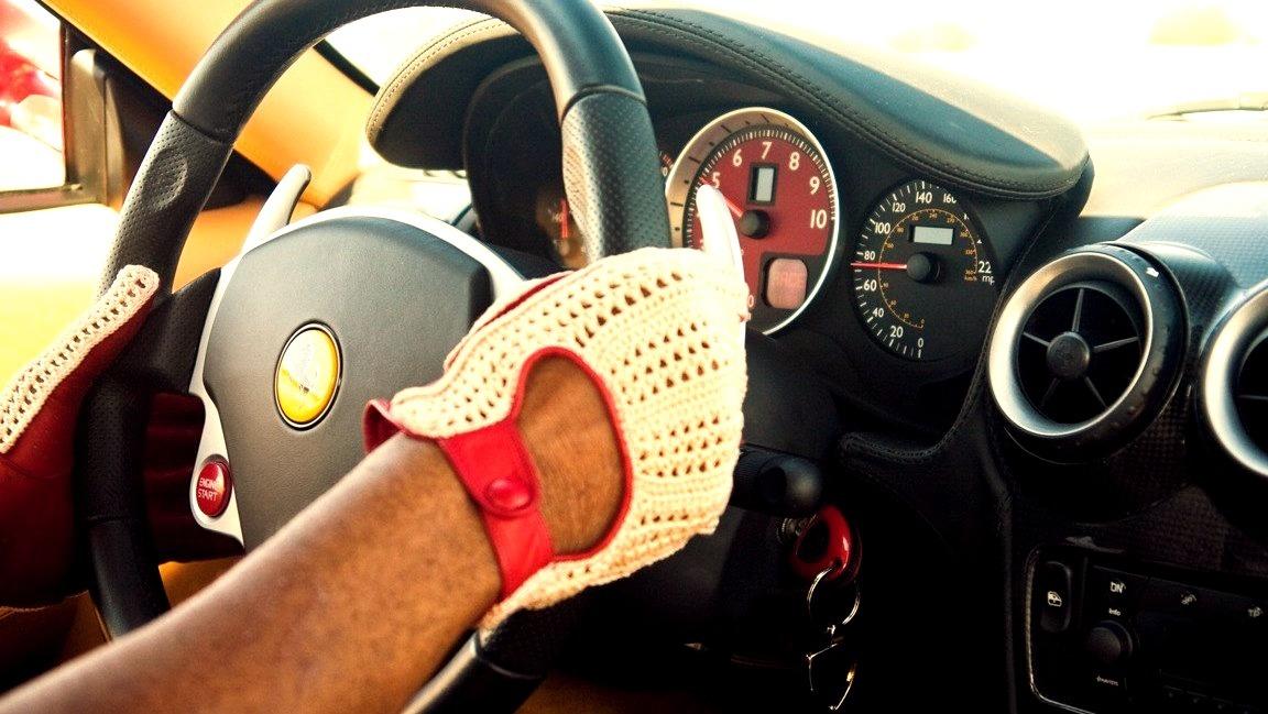 1/3 Speed - Ferrari F430