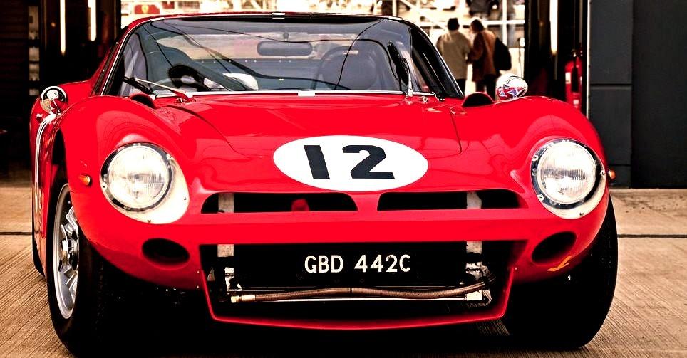 65 Bizzarini 5300 GT Strada