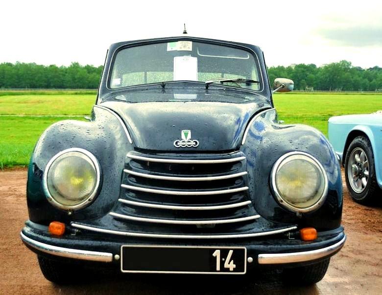 54 Auto Union F91