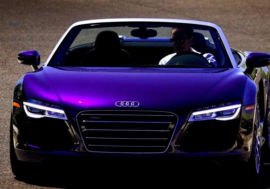 Audi R8 Roadster